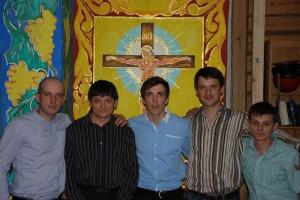 Макс-Андрей-Рома-Саша
