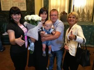 Аня-Маша и Семья Алексеевых