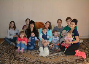 Помощь зависимым и их детям
